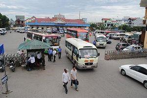 Dự kiến phân luồng tuyến mới cho vận tải khách đi/đến 4 bến xe TP. Vinh