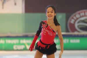 Thiên thần trượt băng Trần Khánh Linh