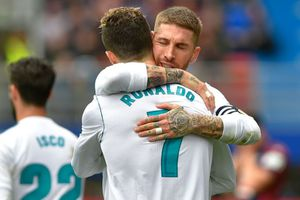 Ramos bỏ dở trận đấu Eibar vì lý do hài hước