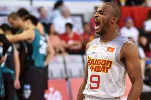Saigon Heat chắc suất dự play-off giải bóng rổ Đông Nam Á