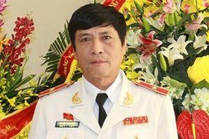 Khởi tố bắt tạm giam nguyên Cục trưởng Cục Cảnh sát Công nghệ cao
