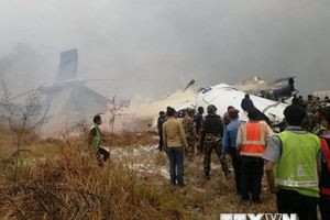 Ít nhất 27 người thiệt mạng trong vụ tai nạn máy bay tại Nepal