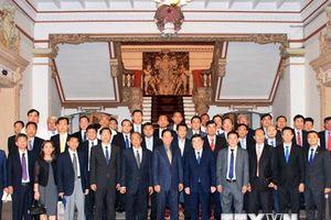 Thành phố Hồ Chí Minh và Phnom Penh tăng cường hợp tác
