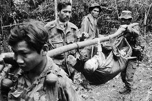 Ảnh hiếm về cuộc chiến tranh Việt Nam năm 1974