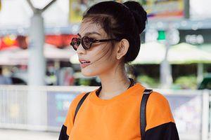 Trương Thị May hào hứng khăn gói lên Đà Lạt đóng phim
