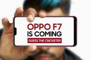 Ngày 19/4, Oppo F7 'tai thỏ' như iPhone X sẽ ra mắt tại Việt Nam