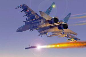 Cận cảnh dàn vũ khí 'thét ra lửa' của Nga trên chiến trường Syria