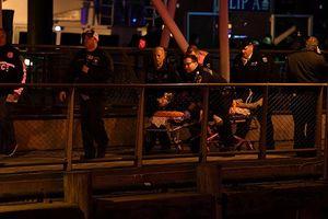 Trực thăng rơi ở New York, ít nhất 2 người chết