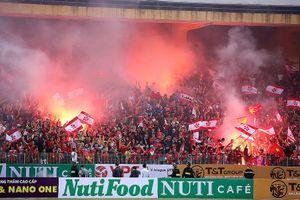 Những điểm nhấn của vòng 1 Nuti Café V-League 2018