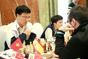 Lê Quang Liêm tăng tốc tại giải HDBank 2018