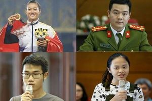 10 Gương mặt trẻ Việt Nam tiêu biểu 2017