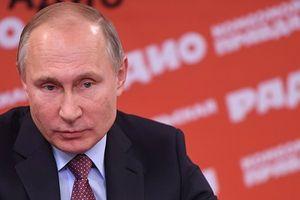 Khoảnh khắc trực thăng của ông Putin bị bắn 18 năm trước ở Chechnya