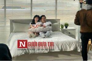 Clip 'thân mật' của ca sĩ Tuấn Hưng cùng hotgirl Hàn
