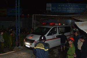 5 người chết thảm trong vụ hỏa hoạn ở Đà Lạt