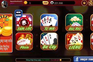 Chiêu thức của tổ chức cờ bạc liên quan ông Nguyễn Thanh Hóa