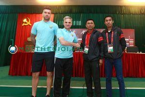 Thủ môn Bùi Tiến Dũng sẽ có mặt trong trận đấu với Bali United
