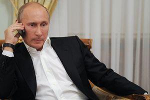 Putin tiết lộ về vụ 'cướp máy bay' trước Thế vận hội Sochi