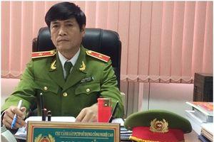 Chân dung cựu Cục trưởng C50 bị bắt và tước quân tịch vì liên quan đến vụ đánh bạc nghìn tỷ