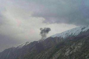 11 người thiệt mạng trong vụ rơi máy bay ở Thổ Nhĩ Kỳ
