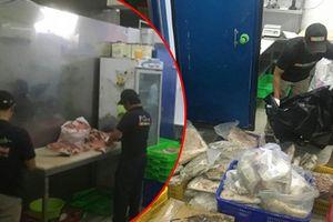 Hơn 3 tạ thịt bò, lợn hết hạn suýt 'tuồn' ra thị trường