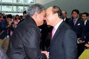 Thủ tướng thăm Đại học AUT và gặp gỡ kiều bào tại New Zealand