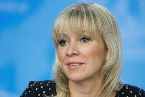 Người phát ngôn BNG Nga cáo buộc nghị sĩ quấy rối tình dục