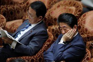 Thủ tướng Shinzo Abe xin lỗi về những chỉnh sửa tài liệu bán đất