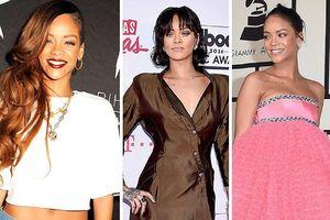 Gu thời trang 'thảm họa' của Rihanna