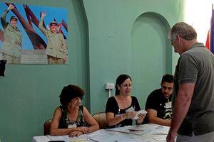 Cuộc tổng tuyển cử mang tính bước ngoặt tại Cuba