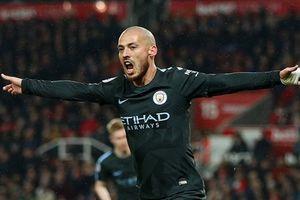 Manchester City biến Chelsea thành cựu vương Premier League
