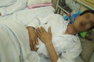 Lời người nhà bệnh nhân bị bảo vệ đánh nhập viện