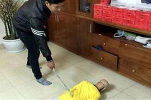 Tin mới vụ bạo hành cháu bé 10 tuổi ở Hà Nội