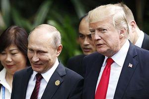 Hạ viện nói Nga không can thiệp bầu cử, vẫn trừng phạt?