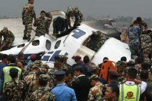 Máy bay gặp nạn ở Nepal: Hành khách và nhân chứng kể lại thời khắc kinh hoàng