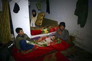 Nhói lòng cảnh sống trong sợ hãi của cư dân Đông Ghouta