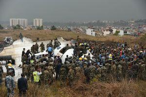 Hé lộ nguyên nhân dẫn tới vụ tai nạn máy bay ở Nepal