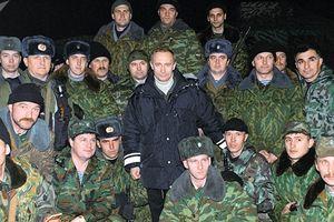 Vụ tấn công trực thăng chở Tổng thống Putin sau 18 năm mới được tiết lộ