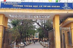 Hà Nội: Học sinh bị mẩn ngứa sau khi trường phun thuốc diệt muỗi