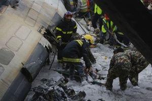 Đoạn ghi âm hé lộ nguyên nhân vụ rơi máy bay chở 71 người tại Nepal