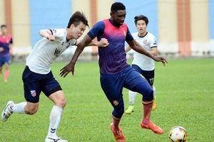 Cấm thi đấu một năm, phạt 10 triệu đồng với trường hợp của Ngoại binh Nsi Amougou Christian Jose
