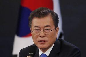 Hành trình kéo Mỹ - Triều Tiên khỏi bờ vực chiến tranh của Tổng thống Hàn