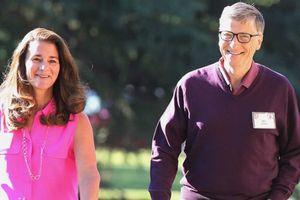 Bill Gates và vợ: Khi tình yêu song hành cùng công việc