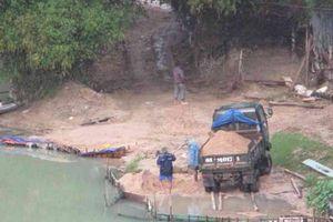 Bình Định: 'Cát tặc' tái diễn tràn lan