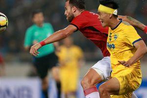 FLC Thanh Hóa 0-0 Bali United: Bùi Tiến Dũng chắc chắn trong khung gỗ