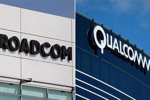 Tống thống Trump chặn thương vụ Broadcom thâu tóm Qualcomm