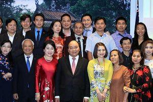 Thủ tướng thăm cộng đồng người Việt tại New Zealand