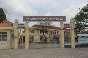 Vụ cô giáo quỳ: Công an mời ông Võ Hòa Thuận làm việc