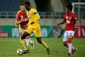 Dứt điểm yếu kém, FLC Thanh Hóa chia điểm với Bali United