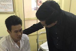 Bảo vệ Bệnh viện K hành hung con trai bệnh nhân