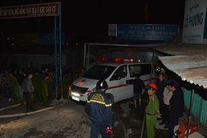 Đà Lạt: 5 người chết trong vụ hỏa hoạn